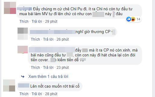 Hương Ly đáp trả khi bị so sánh hát dở hơn cả Chi Pu, lộ clip giọng thật quá chênh phô