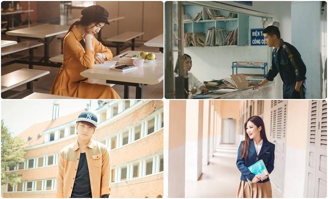 Những ngôi trường đẹp long lanh tới mức được chọn làm bối cảnh trong các MV ca nhạc triệu view