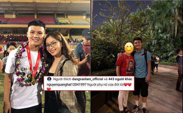 """Sau màn sút volley thủng lưới Malaysia, Quang Hải tiết lộ """"người phụ nữ của đời mình"""", Nhật Lê chẳng thể sánh kịp"""
