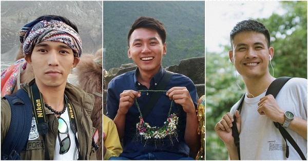 """""""Điểm danh"""" 3 travel blogger đẹp trai từ bỏ công việc văn phòng để thỏa mãn đam mê xê dịch"""