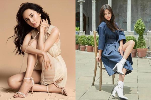 """Hậu ly hôn, Song Hye Kyo & Dương Mịch """"đắt xô"""" chụp hình không đếm xuể"""