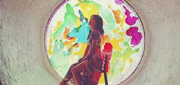 """Mê mệt với cặp đôi """"vòng tròn ánh sáng"""" khiến hội sống ảo nhất định phải chụp 1 tấm"""