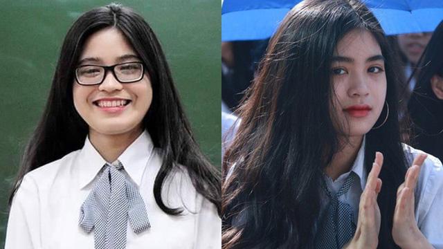 3 tháng giảm 15 kg, cô nàng mũm mĩm trở thành hot girl đồng phục trường Ams vì mê nhạc kịch