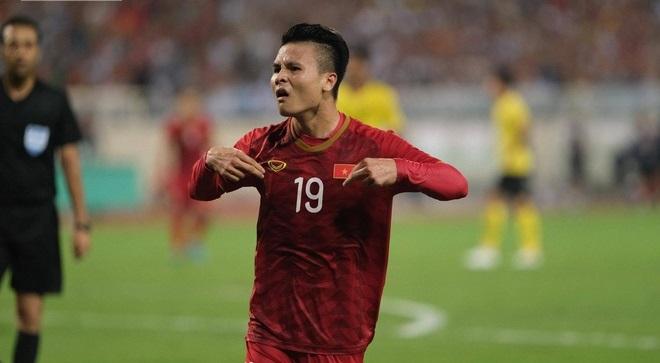 Việt Nam 1-0 Malaysia: CĐV châu Á ca ngợi hết lời siêu phẩm của Quang Hải