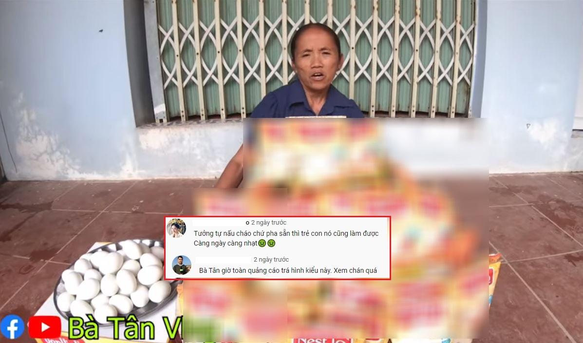 Đâu chỉ Pr quá lố, bà Tân Vlog còn bị tố gian dối khiến người xem viết tâm thư yêu cầu ngừng tham lam