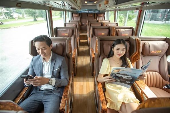 GrabBus triển khai thử nghiệm ở TP HCM, xe buýt truyền thống sắp có đối thủ cạnh tranh trực tiếp