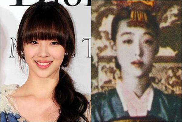 Trùng hợp đáng sợ: Sulli có gương mặt giống hệt kỹ nữ thời Joseon cũng ra đi khi trẻ!