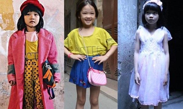 """Bé gái vô gia cư phối đồ như stylist: """"Người mẫu là nghề cháu ao ước bấy lâu và sắp tới nó sẽ trở thành hiện thực"""""""