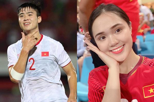 """Quỳnh Anh khoe tài """"tiên tri"""" khi dự đoán Duy Mạnh sẽ ghi bàn mở tỉ số trận thắng 3-1 cho Việt Nam!"""