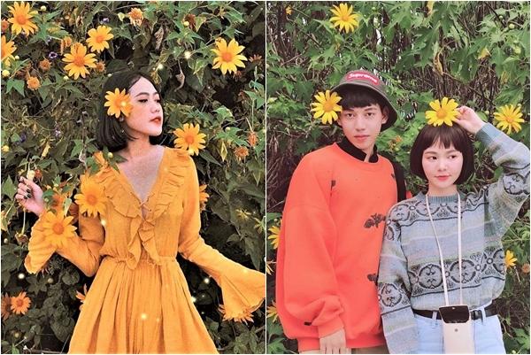 """Note liền tay 6 tọa độ ngắm hoa dã quỳ đẹp nhất Đà Lạt mùa thu này để """"rinh"""" ngay ảnh đẹp"""