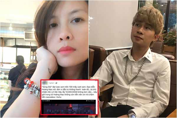 """Jack và quản lý lại bị vu oan quỵt tiền quay MV """"Sóng gió"""": Khi anti-fans mất não!"""