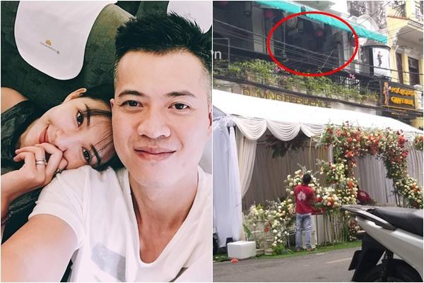 """Bà hàng xóm phố Hàng Buồm tiết lộ đám cưới Lưu Đê Ly: """"Mua 2 con gà, thằng đó có vợ con rồi"""""""