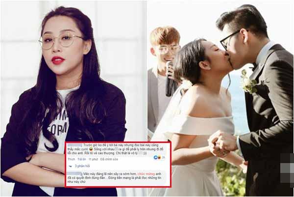 Nhà văn Gào tố bị anti-fans phá hoại, bôi xấu khiến cô phải uất ức ly hôn chồng!