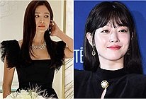 Góc giả tạo: Vừa tuyên bố hủy show để đưa tiễn Sulli, Song Hye Kyo lại ăn mặc lồng lộn đi sự kiện