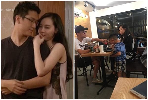 """Góc cắm sừng: Chí Nhân bị bắt gặp hẹn hò gái lạ, """"tình địch"""" Thu Quỳnh bị phản bội rồi?"""