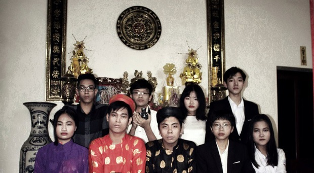 """Bộ ảnh Halloween của học sinh Thái Bình lấy cảm hứng từ tiểu thuyết """"Số đỏ"""" nhận """"cơn mưa"""" lời khen từ dân mạng"""