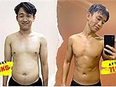 MC Quang Bảo gây sốc nặng với hình ảnh giảm 20kg thân hình săn chắc nhưng phản ứng của CĐM hoàn toàn ngược lại