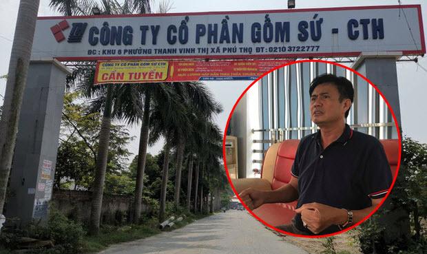 Vụ ô nhiễm nguồn nước Sông Đà: Nghi vấn con gái chủ tịch công ty gốm sứ đồng ý trả 1.000 đồng/lít dầu thải