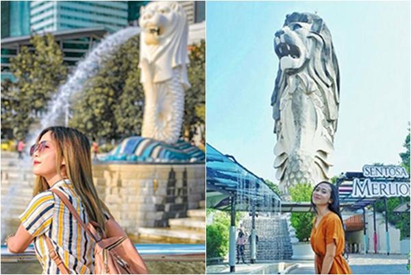 """Sắp dỡ bỏ bức tượng """"Sư Tử Biển"""" nổi tiếng trên đảo Sentosa - Singapore khiến CĐM không khỏi tiếc nuối"""