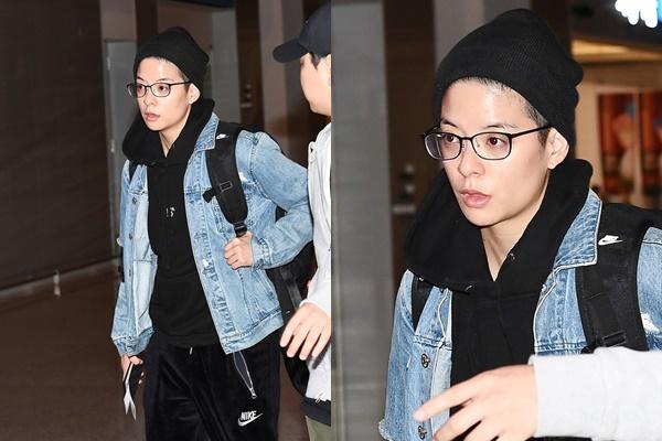 Xuất hiện sau sự ra đi của Sulli, Amber f(x) khiến fans xót xa với gương mặt hốc hác, mệt mỏi