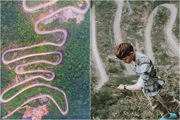"""""""Nín thở"""" trước cung đường đèo 14 tầng ở Cao Bằng đang khiến """"hội phượt"""" truyền tai đi gấp"""