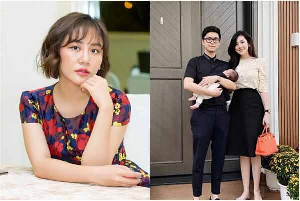 """Văn Mai Hương nói về nghi án bị Tú Anh và tình cũ """"đá xéo"""", cảm thấy nực cười vì tất cả"""