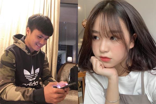 Quang Hải ôm lưng cô gái lạ đi dự sinh nhật chị quản lý, hành động thay cho lời thông báo đã chia tay Nhật Lê