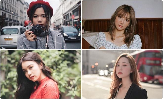 """4 nữ du học sinh Việt Nam tại Anh chuẩn """"con nhà người ta"""" với """"combo"""" xinh đẹp, học giỏi, tài năng"""