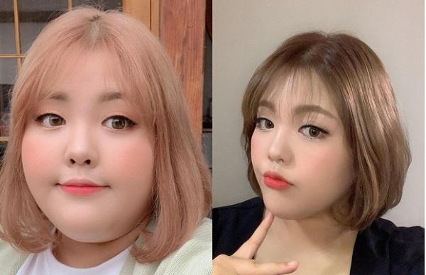 """""""Thánh ăn"""" Hàn Quốc khoe đã giảm hơn 25kg, hóa hot girl chỉ sau 5 tháng"""