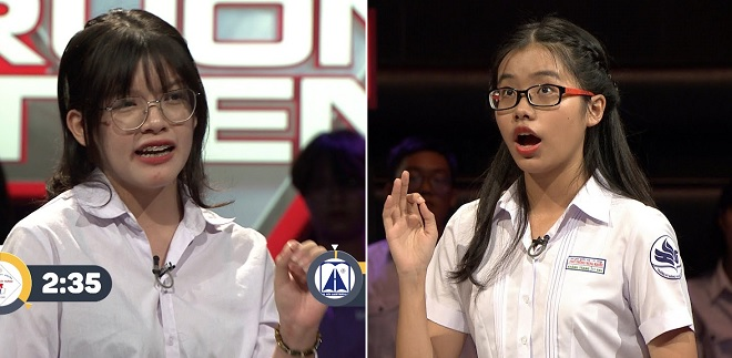 """Chung kết Trường Teen 2019: """"Đã tai"""" với những màn tranh biện siêu """"gắt"""", học sinh TP HCM giành cúp"""