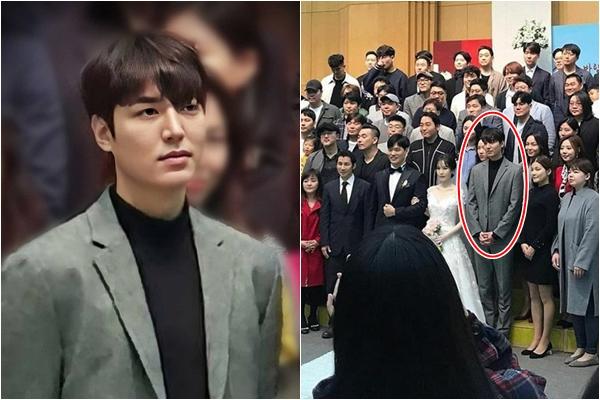 Đi ăn cưới bạn thân, Lee Min Ho làm chú rể khóc hận vì chiếm hết sóng, dàn hậu cung phía sau lu mờ