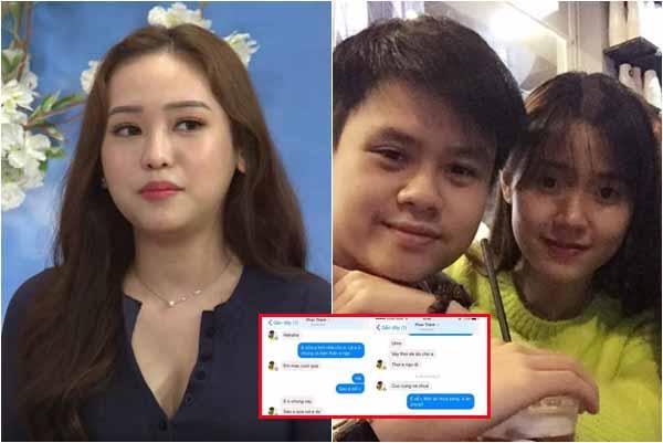 """Sau 4 năm, Thúy Vi lên truyền hình """"kể xấu"""" tình cũ Phan Thành và drama """"đá xéo"""" MiDu"""
