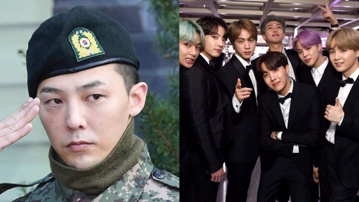 """Fandom Big Bang và BTS tranh cãi nảy lửa về sự trở lại của """"ông hoàng Kpop"""": G-Dragon trở lại, BTS không có tuổi?"""