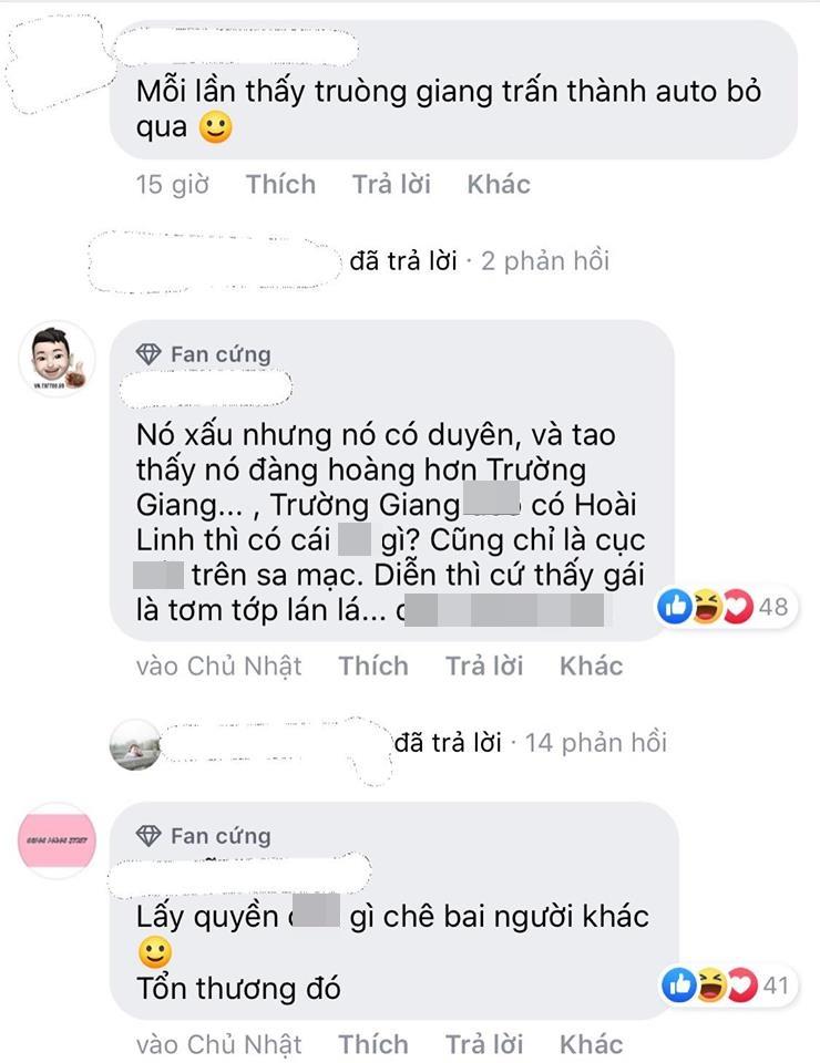 Trường Giang hứng đủ gạch đá khi chê Mạc Văn Khoa xấu nhất làng hài trên sóng truyền hình