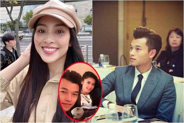 Góc quẩn quanh: Hoa hậu Tiểu Vy lộ bằng chứng hẹn hò với bạn trai cũ Á hậu Huyền My?