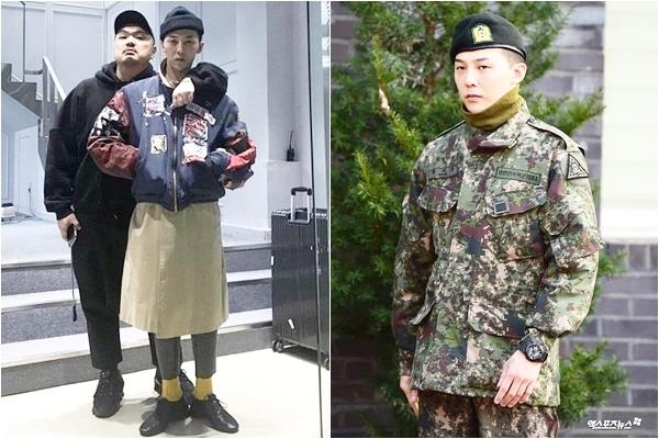 Vừa xuất ngũ, G-Dragon đã làm giới fashionista phát sốt vì trang phục độc lạ, đồng hồ cũng ngay lập tức cháy hàng