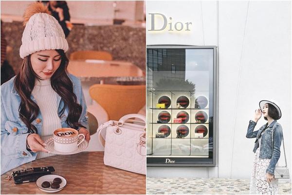 """Dior bất ngờ mở 1 quán cafe siêu """"sang chảnh"""", còn giá thì dĩ nhiên là """"mặn chát"""""""