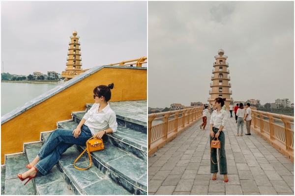 """Cầu đi bộ Việt Trì lên hình đẹp vượt tưởng tượng khiến giới trẻ thi nhau tìm đến """"sống ảo"""""""