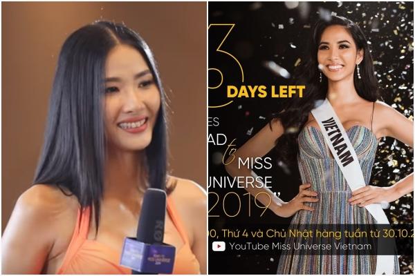 """Trật chân khi trình diễn, Hoàng Thùy được khen hết lời với pha xử lý cực """"nghệ"""" trong series """"Road to Miss Universe 2019"""""""