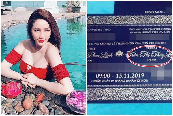HOT: Bảo Thy lên tiếng về việc lộ thiệp cưới đại gia chỉ sau Đông Nhi 1 tuần?
