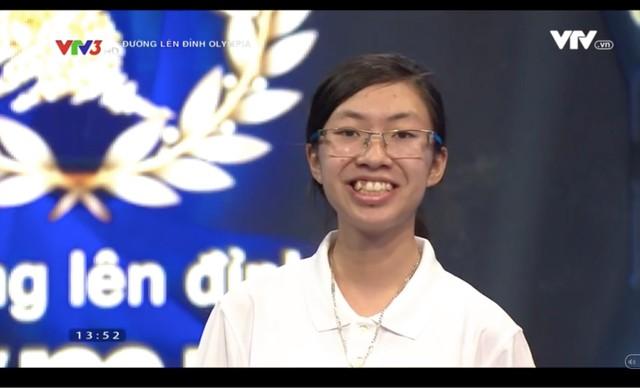 Nữ sinh Ninh Bình đạt 350 điểm, cao nhất lịch sử Đường lên đỉnh Olympia
