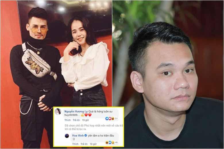 """Hoa Vinh: Sự nghiệp chẳng có gì vẫn mạnh mồm bắt tay Hương Ly """"nói đểu"""" đàn anh?"""
