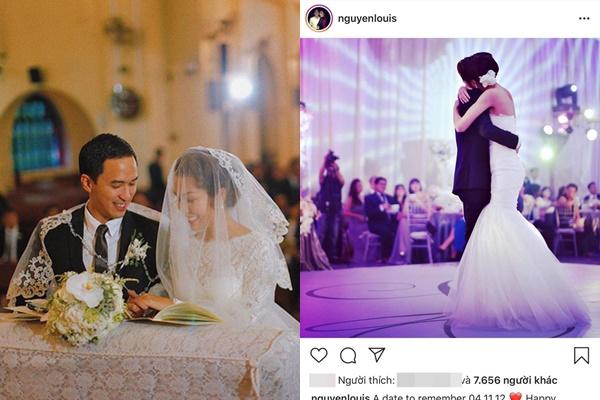 """Vén màn """"bí mật váy cưới"""" của Tăng Thanh Hà sau 7 năm kết hôn"""