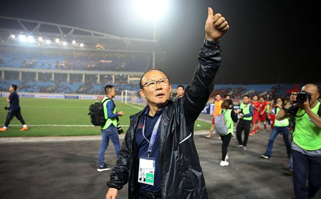 HLV Park Hang-seo đã chính thức gia hạn hợp đồng, tầm nhìn xa nhất hướng đến World Cup 2026