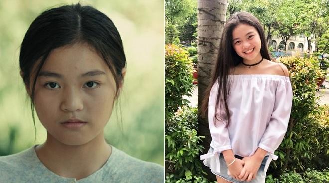 Nữ sinh trường THCS Võ Trường Toản mới 14 tuổi đã nổi bật trong phim kinh dị mới ra rạp
