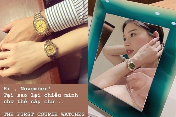 Chiều bạn gái như Phillip Nguyễn: Chuộc lỗi không kịp gỡ voan mắc bằng cách tặng luôn đồng hồ 100 củ cho Linh Rin