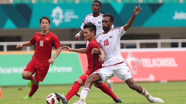 UAE mất 3 trụ cột quan trọng trong trận đấu gặp Việt Nam tuần sau ở vòng loại World Cup 2022