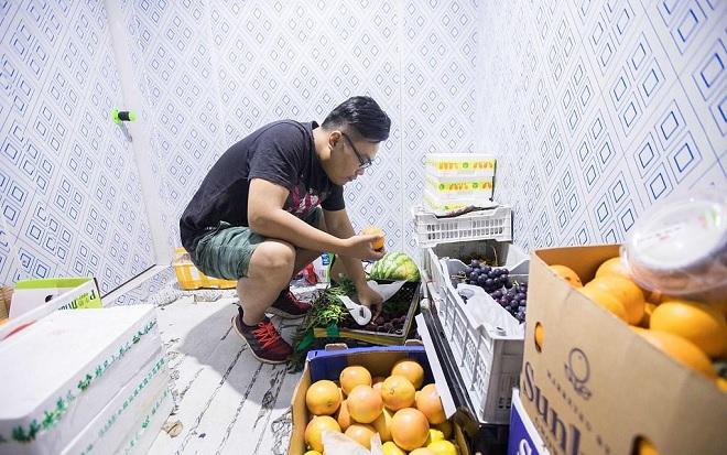 Bỏ việc văn phòng lương 13 triệu đồng/tháng để ra chợ bán trái cây mà thu nhập tăng gấp mấy lần