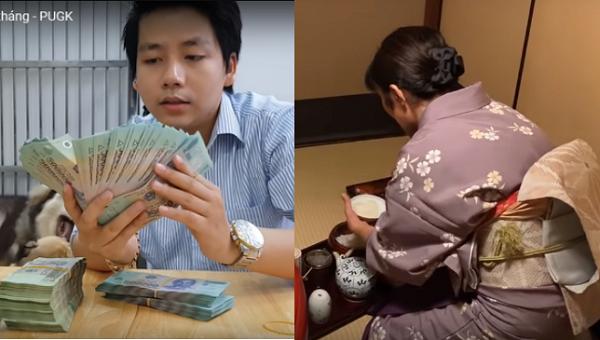 """Bị dân tình """"ném đá"""", Khoa Pug đã sửa video về nữ phục vụ Nhật nhưng nhất quyết không chịu xin lỗi"""