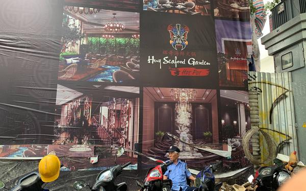 Món Huế - Huy Việt Nam ngập trong nợ, ông chủ Huy Nhật vẫn mở cửa hàng thương hiệu mới